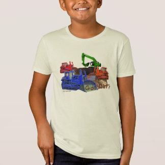 Got dirt? Kids' Ultra Soft Shirt