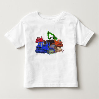 Got dirt? toddler T-Shirt