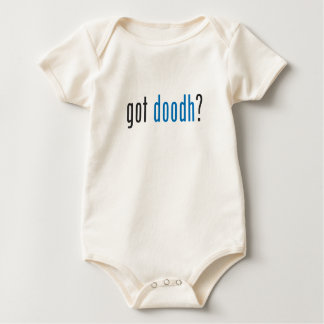 Got doodh? baby bodysuit