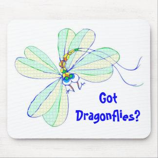 Got Dragonflies? - Mousepad