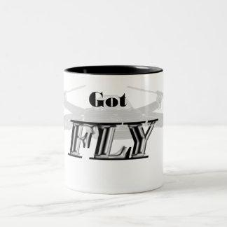 GOT FLY? Coffee Mug