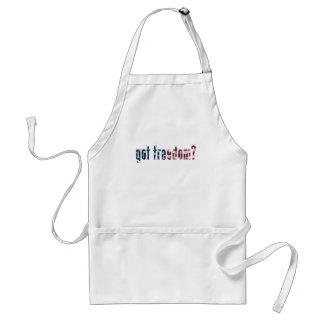 got freedom? standard apron