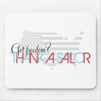 Got Freedom? Thank a Sailor Mouse Pad