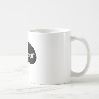 Got Freethought? (Black) Mug