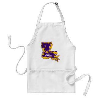 GOT GAME PURPLE AND GOLD.png Standard Apron