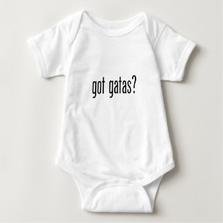 got gatas baby bodysuit