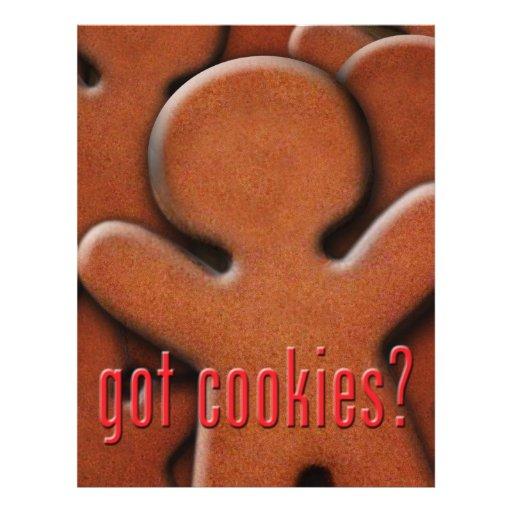 got gingerbread? flyer