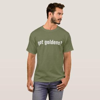 Got goldens  dog shirt