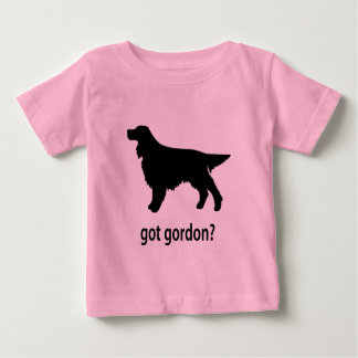 Got Gordon Setter Baby T-Shirt