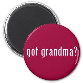 got grandma? magnet
