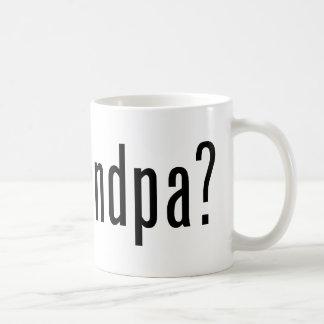 got grandpa? coffee mug