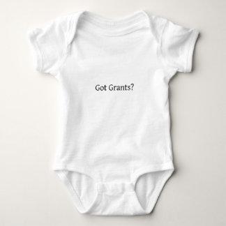 Got Grants? Baby Bodysuit