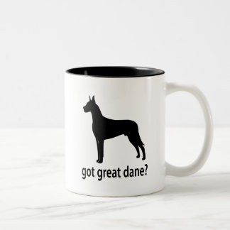 Got Great Dane Two-Tone Coffee Mug