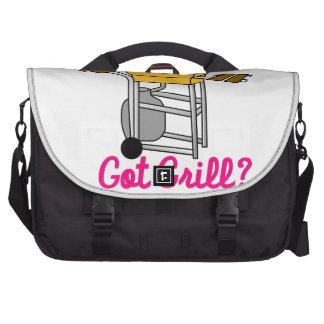 Got Grill? Laptop Bags