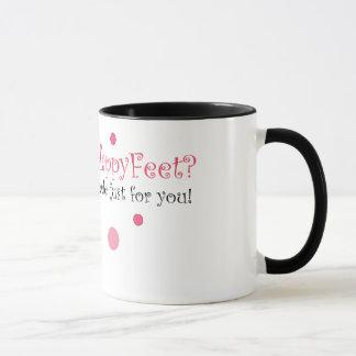 Got HappyFeet? Mug
