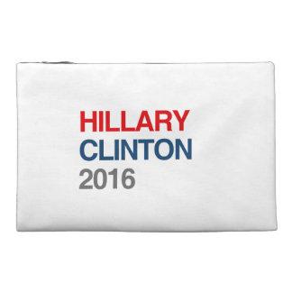 GOT HILLARY CLINTON 2016 TRAVEL ACCESSORIES BAGS