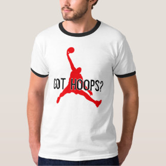 Got Hoops - Basketball T-Shirt