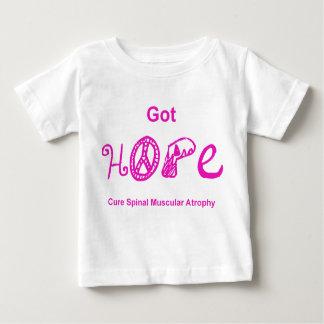Got Hope - Pink Baby T-Shirt
