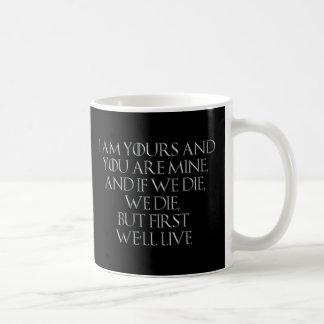 GOT Inspired Coffee Mug