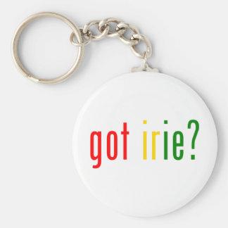 got irie? keychain