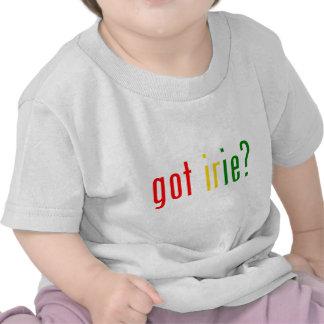 got irie tee shirt