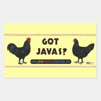 Got Javas Sticker