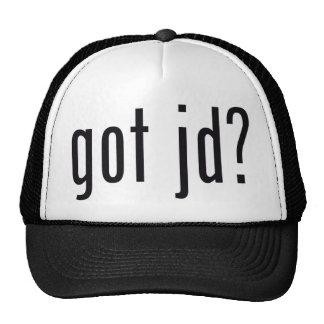 got jd? trucker hats