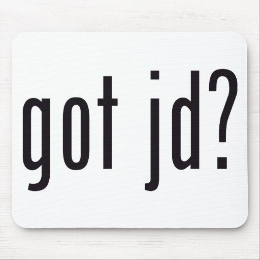 got jd? mouse pads