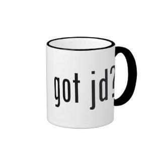 got jd? coffee mug