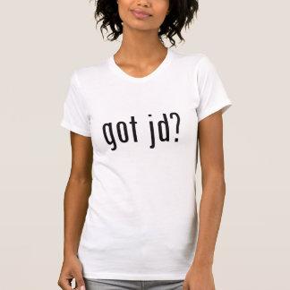 got jd? t-shirt