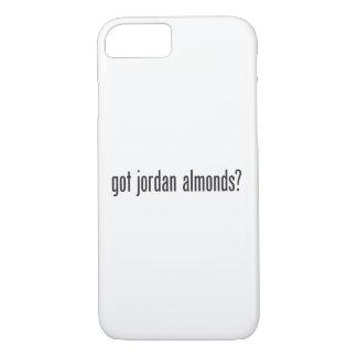 got jordan almonds iPhone 7 case