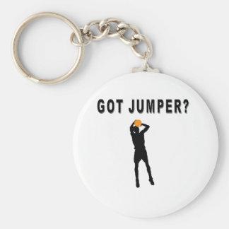Got Jumper? Key Chain