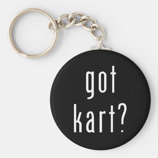 got kart? Keychain