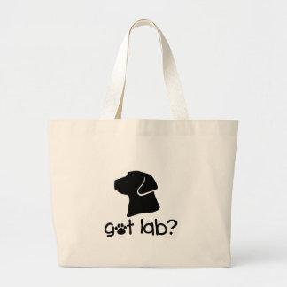 Got Lab? Jumbo Tote Bag