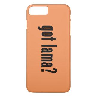 got lama? iPhone 7 plus case