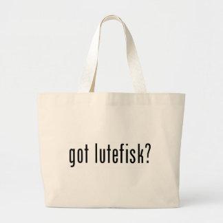 got lutefisk? bags