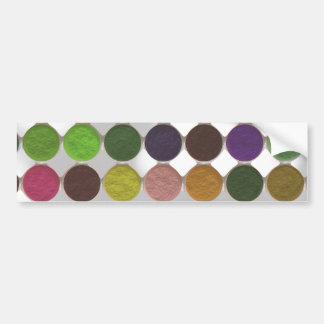 Got Makeup? - Eyeshadow palette Bumper Sticker