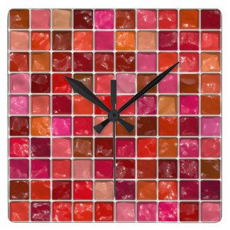 Got Makeup? - Lipstick box Wall Clock