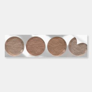 Got Makeup? - Pressed Powder foundation palette Bumper Sticker