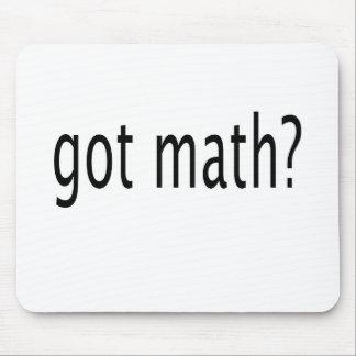 got math? mouse pad