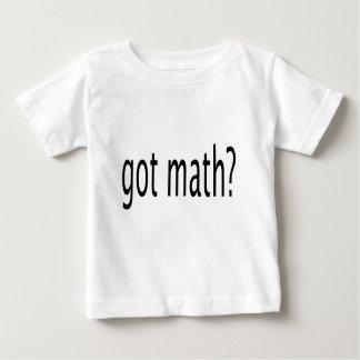 got math? tshirts