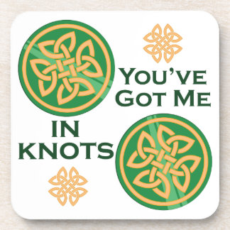 Got Me In Knots Coasters