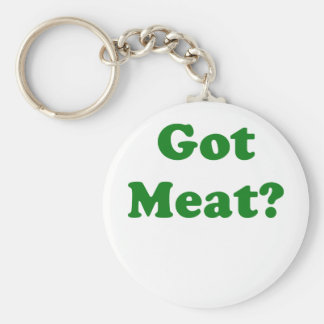 Got Meat Key Chains