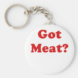 Got Meat Key Chain