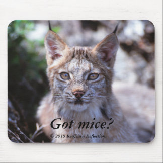 Got mice?, mouse pad