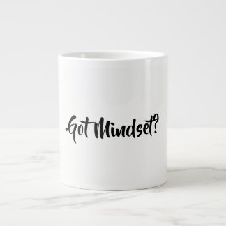 Got Mindset...coaching Large Coffee Mug