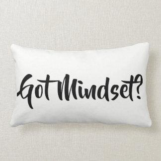 Got Mindset...coaching Lumbar Cushion