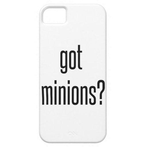 got minions? phone case iPhone 5 case