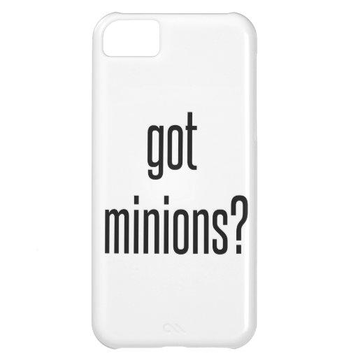 got minions? phone case iPhone 5C case
