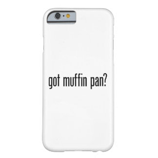 got muffin pan barely there iPhone 6 case